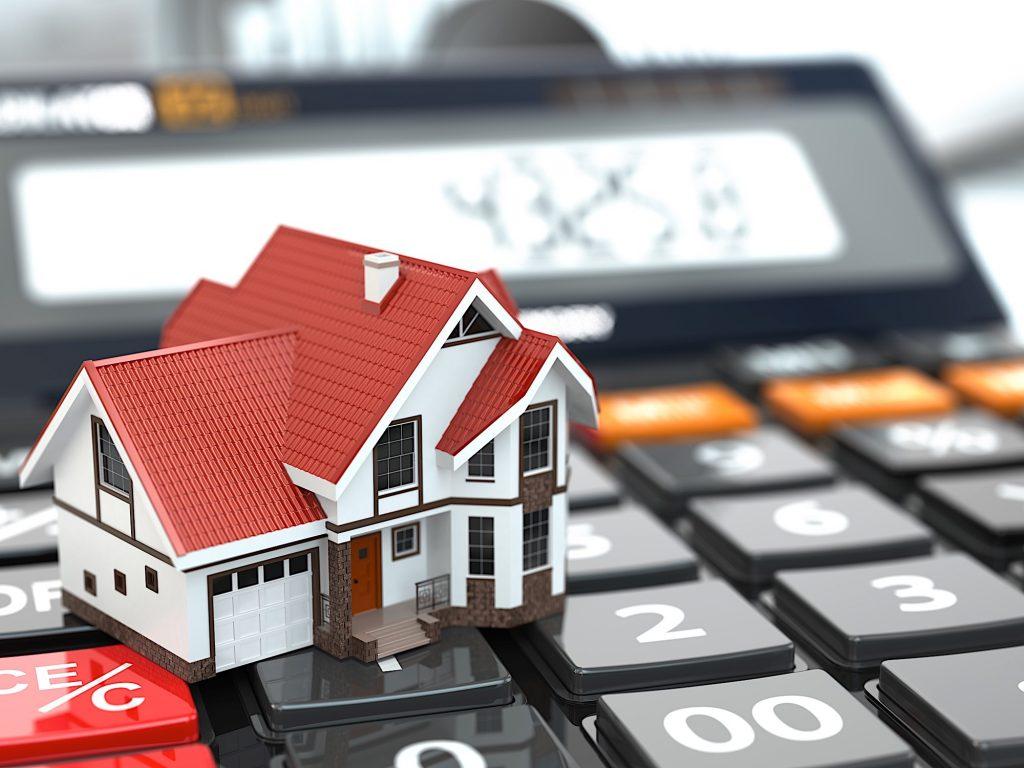 Real-estate-financing